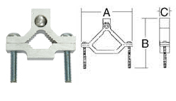 src ground clamp